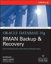 Oracle Database 10g RMAN Backup & Recovery-ExLibrary