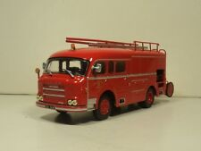 IXO 1:43 TRUCK - Fire Vehicle - SAVIEM JL 25 GUINARD Diecast car model