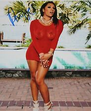 PRIYA PRICE HOT SEXY MODEL ACTRESS PORN SIGNED AUTOGRAPHED 8x10 PHOTO COA