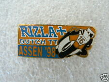 PINS,SPELDJES DUTCH TT ASSEN OR SUPERBIKES MOTO GP 1998 B DUTCH TT ASSEN