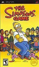 Simpsons Game (Sony PSP, 2007) - European Version