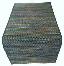 MISSONIHOME TAPPETO CARIOCA T309 AMAZONE 55x120 WOOL JUTE COTTON AREA CARPET