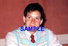 ORIGINAL 1984 PRESS TRANSPARENCY (NEGATIVE) ACTOR STEVE GUTTENBERG