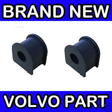 Volvo S40, V40 (-04) Rear Anti Roll Bar Mounting Bushes (13mm) (Pair / x2)