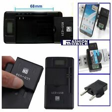 Charger 3-1 for batteries for  Samsung Galaxy S3 SIII Mini i8190 Ace 2 i8160