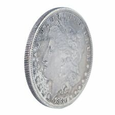 Morgan Silver One Dollar Coin 1880 United States Of America 26.73 Gr 38.1mm Wide