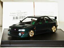 SUBARU IMPREZA WRC ROAD CAR METALLIC GREEN TROFEU 1101G  1:43
