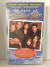 THE BEST OF PARTY OF FIVE ~ VOLUME 1 ~ 133 MINUTES ~ RARE VHS VIDEO