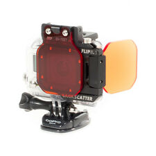 Backscatter Flip 3.1 Side & Top Flip Filter Combo Hero3 & GoPro Hero3+ Plus*