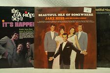lot lp records Jake Hess southern gospel The Oak Ridge Boys
