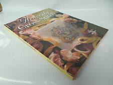 Heavenly Cross-Stitch Embroidery Sewing Crochet Guide Book Religious Themes
