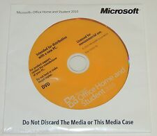 Microsoft Office Home and Student 2010 - DVD & Product Key - 1 USER