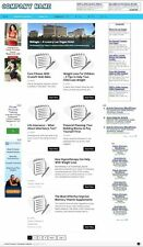 COMPLETE ARTICLE DIRECTORY MEMBERSHIP WEBSITE FOR SALE! INCLUDES 3000+ ARTICLES