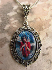 HANDMADE LINDSEY STIRLING VIOLINIST NECKLACE