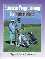 Exercise Programming for Older Adults  (ExLib)~Paperback-EUC