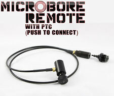 Paintball Ninja Microbore Remote w/ Push to Connect
