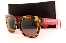 Brand New FENDI Sunglasses FS 0025 7OH  Spotted Havana/Pink 100% AUTHENTIC