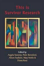 This is Survivor Research, Angela Sweeney