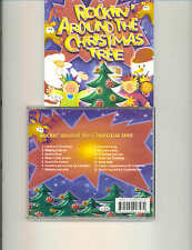 VARIOUS ARTISTS - ROCKIN' AROUND THE CHRISTMAS TREE - 2004 UK  CD ALBUM