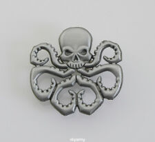 Avengers Captain America Hydra/Red Skull HYDRA LAPEL PIN CAP BADGE