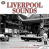 VARIOUS - LIVERPOOL SOUNDS   75 Classics Singing City     3 x CD Album    (2015)
