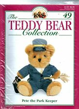 The Teddy Bear Collection Magazine - Issue.49. Pete the Park Keeper