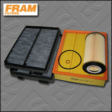 SERVICE KIT BMW 5 SERIES 540I E39 FRAM OIL AIR CABIN FILTERS (1996-2004)