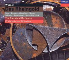 ██ OPER ║ Richard Wagner ║ DAS RHEINGOLD ║ Dohnányi ║ 2CD