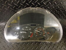2003 PEUGEOT 206 2.0 HDI LX 3DR SPEEDO - INSTRUMENT CLUSTER 9648837380
