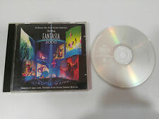 FANTASIA 2000 SOUNDTRACK OST BSO CD WALT DISNEY 1999 GERMAN EDITION