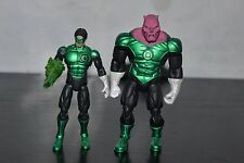 SDCC 2012 Comic Con Exclusive DC Kyle Rayner & Kilowog Action Figure 2-pack 4""