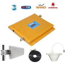 Amplificatore ripetitore GSM – UMTS – 3G per abitazione o ufficio – 300m²