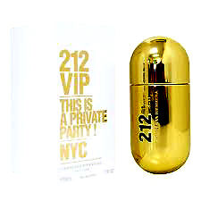 212 VIP This Is A Private Party | NYC by Carolina Herrera 100 ml for women
