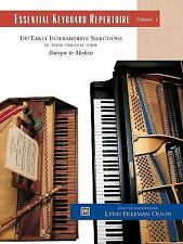 Alfred Masterwork Edition Essential Keyboard Repertoire: Essential Keyboard...