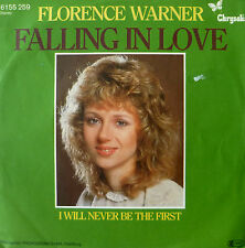 "7"" 1979 RARE! Florence Warner: Falling in Love/MINT -? \"