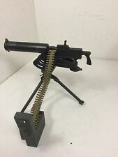 1/6TH SCALE BROWNING .30 CAL MACHINE GUN+AMMO BOX HASBRO DRAGON BBI DID