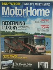 Motor Home November 2016 Redefining Luxury FREE SHIPPING
