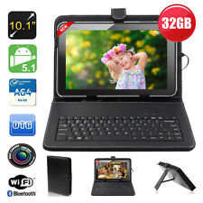 "10"" Inch Quad Core Camera Android 5.1 Capacitive Allwinner Tablet PC Wifi 32GB"