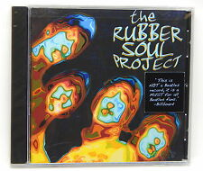 The Rubber Soul Project ~ NEW CD (2008, Loud Folk Records (USA)) NOT The Beatles