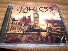 Lawless - RISE CD 2014 British Hard Rock / Metal Ex Demon / Persian Risk