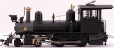 Bachmann On30 Scale Train 4-4-0 DCC Equipped Black w Graphite Smoke Box 28324
