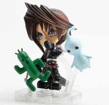 *NEW* Final Fantasy VIII: Squall Leonhart Trading Arts Kai #02 Mini Figure