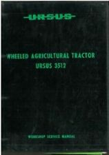 URSUS TRACTOR 3512 WORKSHOP SERVICE MANUAL