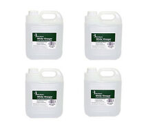 White Vinegar Cleaning 4Ltr Limescale, Stain Remover for Clean Sparkling Glass