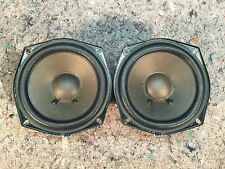 "1 PAIR GM DELCO 5.25"" MID BASS CAR SPEAKERS 08 CADILLAC CTS FRONT DOOR 1"