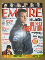 EMPIRE FILM MAGAZINE No 109 JULY 1998 MATT LEBLANC