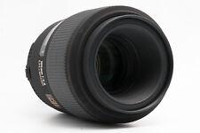 *Excellent++++* Sigma AF 105mm f/2.8 EX DG Macro Lens for Nikon