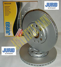 2 stück Jurid Nonox Bremsscheiben Volvo S60, Volvo S80, Volvo V70, Volvo XC70