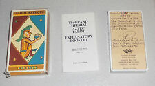 GRAND TAROT IMPERIAL AZTEQUE Tarocchi Aztechi - Simon 1986 53 cards