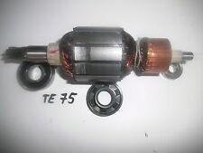 Anker, Rotor für Hilti TE 75 mit beiden Lagern und Wellendichtring !!!!